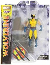 Diamond Select Marvel Select Wolverine Action Figure New sealed