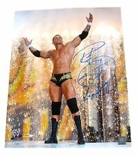 WWE RANDY ORTON HAND SIGNED 16X20 PHOTO WITH PROOF 4