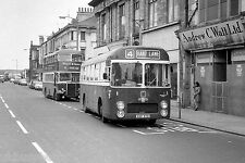 Hartlepool Borough Transport No.37 & pd2 Bus Photo