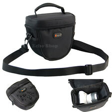 Waterproof Shoulder Waist Camera Bag Case For Fuji FinePix S6800 S4800 S4300