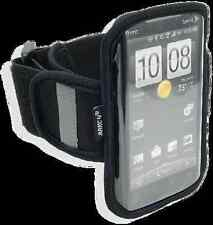 Arkon Sports Armband for iPhone, Blackberry, HTC Desire Nokia n8, C7, E7, Evo 4G