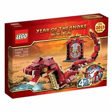 Lego Creator Year of The Snake (10250) 4-in-1 Special Limited Edition 2013