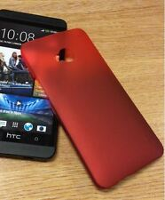Belkin Ultra Thin Contoured Fit Case for HTC One - Red