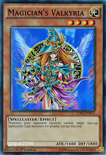 YuGiOh Magician's Valkyria LDK2-ENY17 Common 1st Edition x3