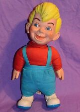 Vintage 1949 BOB CLAMPETT Plush Toy Doll BEANY & Cecil TV Show