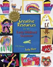 CREATIVE RESOURCES FOR THE EARLY CHILDHOOD CLASSROOM - NEW PAPERBACK BOOK