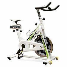 Marcy Club Revolution Cycle Indoor Gym Trainer Exercise Bike | NSP-122