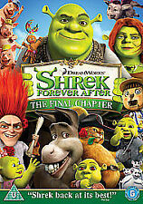 SHREK PART 4 DVD Forever After Brand New Mike Myers 4th Fourth Movie Film Four