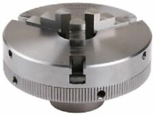 "Sherline 1043 3 Jaw Chuck with 1"" x 8 TPI  Wood Lathe Rockwell Delta Jet New"