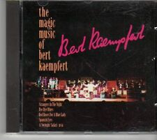 (EV357) Bert Kaempfert, The Magic Music of - CD