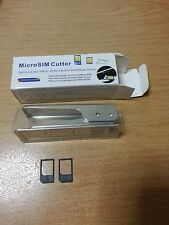 Micro Sim Card Cutter + 2 Free Adapters