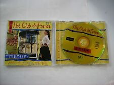 GIPSY BOYS - THE BEST OF HOT CLUB DE FRANCE CD 1 - CD OTTIME CONDIZIONI