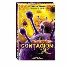 "PANDEMIC ""CONTAGION"" BOARD GAME (Z-MAN GAMES) NEW"