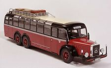 MODELLINO AUTOBUS IN SCALA 1:43 - MERCEDES BENZ 0 10000 1938 -