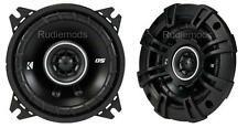 "Kicker 43DSC404 CAR AUDIO altavoces coaxiales de 4"" 10cm - 30w RMS"
