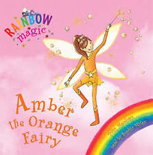 Very Good, Amber the Orange Fairy: The Rainbow Fairies Book 2 (Rainbow Magic), M