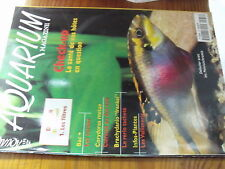 µ? Revue Aquarium Magazine n°178 Check-Up Oursin Corydoras Vallisneria  Rerio