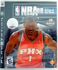NBA '08  Basketball  Sony PlayStation 3  Brand New And Sealed  Free USA Shipping