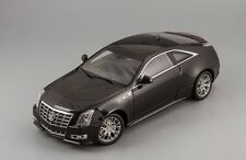 Cadillac CTS Coupe - black met 1:18 Kyosho G005BK