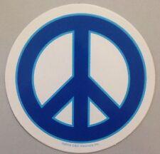 "Peace Sign Sticker 4"""