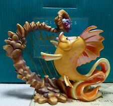 WDCC CLASSICAL CARP Disney The Little Mermaid Figurine Sculpture