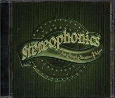 Stereophonics - Just Enough Education to Perform Cd Eccellente