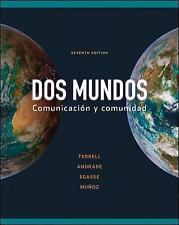 Workbook/Lab Manual Part A to accompany Dos mundos (Cuaderno De Actividades) by