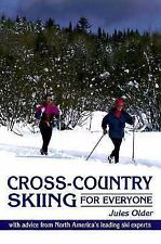 Cross-Country Skiing For Everyone-ExLibrary