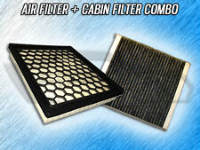 AIR FILTER CABIN FILTER COMBO FOR 2011 2012 2013 BUICK REGAL 2.0L TURBO