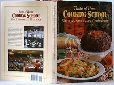 TASTE of HOME 2002 COOKING SCHOOL 50th ANNIVERSARY CookBook HC