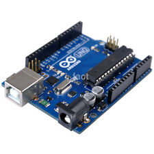 Practical DIY UNO R3 ATMEGA16U2 Development Board With USB Cable For Arduino 1PC