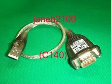 ATEN UC 232A LT-UC232A Chip USB to RS 232 DB9 Com Serial Converter Adapter