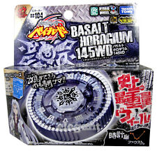 TAKARA TOMY Beyblade Metal Fight BASALT HOROGIUM 145WD BB104 + Light Launcher