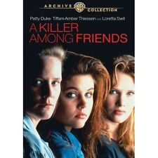 A Killer Among Friends (A.K.A. Friends for Life) DVD Patty Duke, Margaret Welsh
