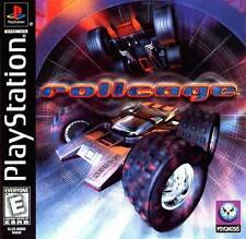 Rollcage - PS1 PS2 Playstation Game Only