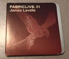 James Lavelle - Fabriclive 1 [CD with Tin]