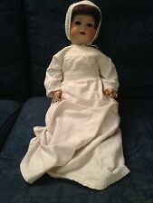 Grand armand marseille german bisque doll (no 990) pour restauration c1900 c53cms