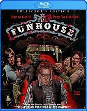Funhouse: Collector's Edition (Cooper Huckabee) Region A BLURAY - Sealed