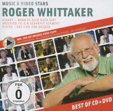 Roger Whittaker - Music & Video Stars *2 CD*NEU*