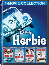Disney Herbie: 4-Movie Collection [4 Discs] DVD Region 1