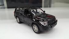 Toyota black car model Light & sound 1:32 scale TOY diecast present gift
