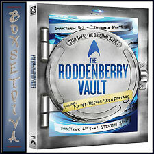 STAR TREK THE ORIGINAL SERIES - THE RODDENBERRY VAULT  *BRAND NEW BLURAY**