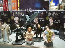 HARRY POTTER And the Order of the Phoenix BUST-UPS 2nd Series Set of 5 W/ Bonus!