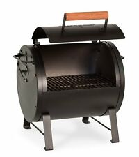 NEW Char-Griller 250 sq inch Table Top Charcoal Grill and Smoker Outdoor BBQ