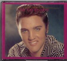Elvis Presley 2 CD Set The Top Ten Hits - PD 86383 - 1987 ERSTPRESSUNG