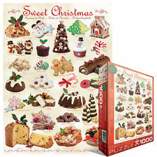 Sweet Christmas EG60000433 - Eurographics Puzzles 1000 Piece Jigsaw Puzzle