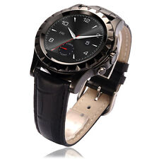 Waterproof Bluetooth Smart Wrist Watch Camera T2 For Android Leather Band