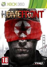 HOMEFRONT | XBOX 360 | NUOVO & OVP | USK 18 | incl. Key | Uncut