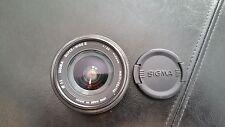 Sigma Super Wide II AF 24mm f/2.8 1:4 Macro Lens Nikon D3/D700