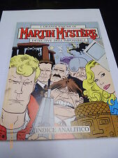 MARTIN MYSTERE INDICE ANALITICO 1982/1992 - ED. GLAMOUR INT. PRODUCTION